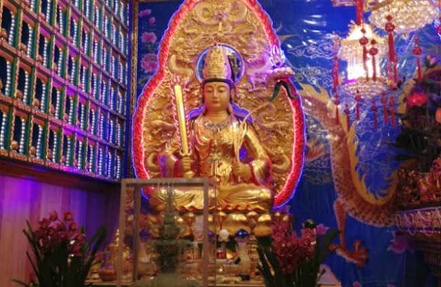 Thần chú Hư Không Tạng Bồ Tát – Phật bản mệnh tuổi Dần và Sửu