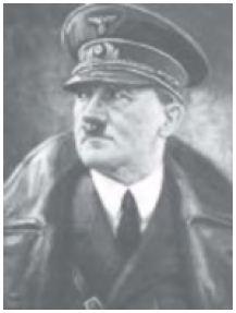 Hitler, seorang diktator dari Jerman