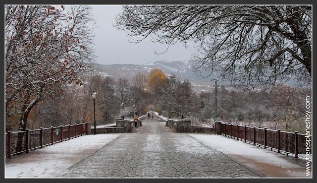 Rascafría Puente del Perdón