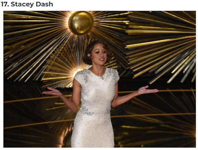STACY DASH- HATED BY THE LEFT