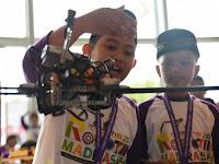 Inilah Para Pemenang Kompetisi Robotik Madrasah 2017