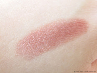 Clinique Long Last Lipstick in Glow Bronze Swatch