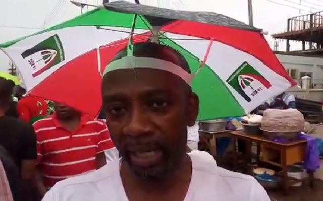 President John Mahama Is A Magician - Rex Omar [Video]