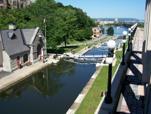 Pat Drummond  life  technology Parks Canada determined to kill the Rideau Canal