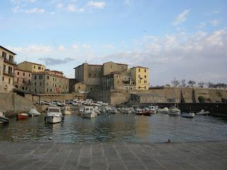 Piombino is the mainland point of departure for Piombino