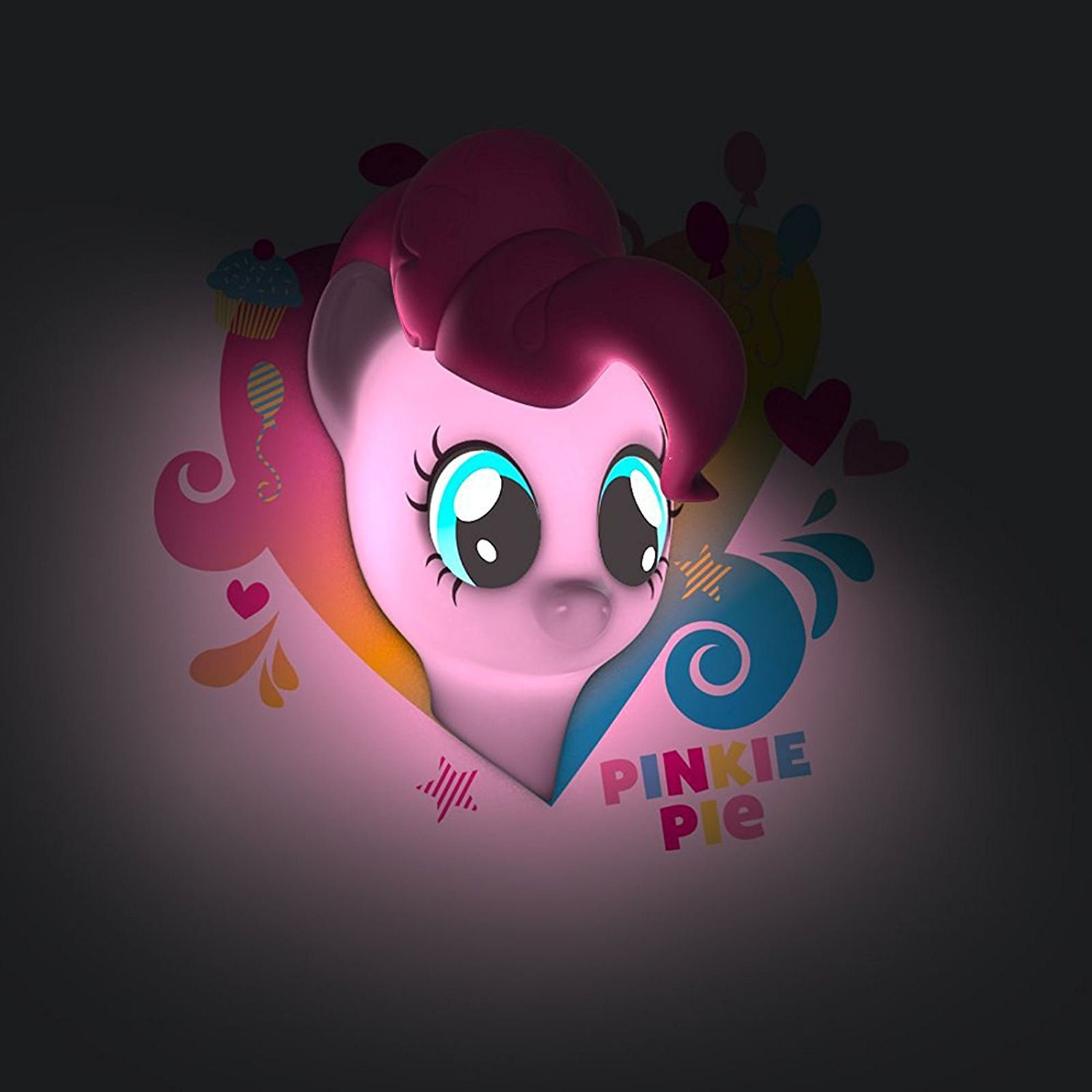 Marvelous  My Little Pony D Wall Deco Light Pinkie Pie