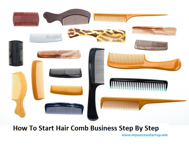 How to start Hair Comb Business - A Hair Extension Business