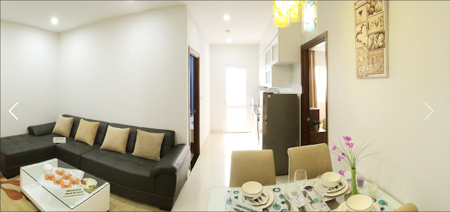 Thiết kế tối ưu hoá công năng sử dụng căn hộ Xuân mai Complex