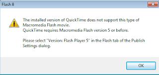 Perlu diketahui, bahwa didalam mekanisme publish dalam flash memiliki kelebihan untuk di publish ke dalam format yang berbeda, hal tersebut diberikan supaya file flash yang di publish tersebut dapat dijalankan tanpa menggunakan software flash, sehingga bisa digunakan atau di akses di komputer lain. Perhatikan gambar dibawah ini.