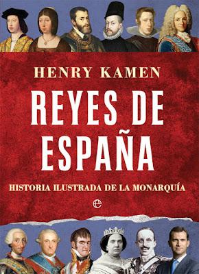 Reyes de España - Henry Kamen (2017)