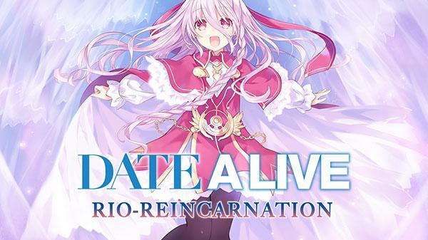Date A Live: Rio Reincarnation revela un tercer tráiler