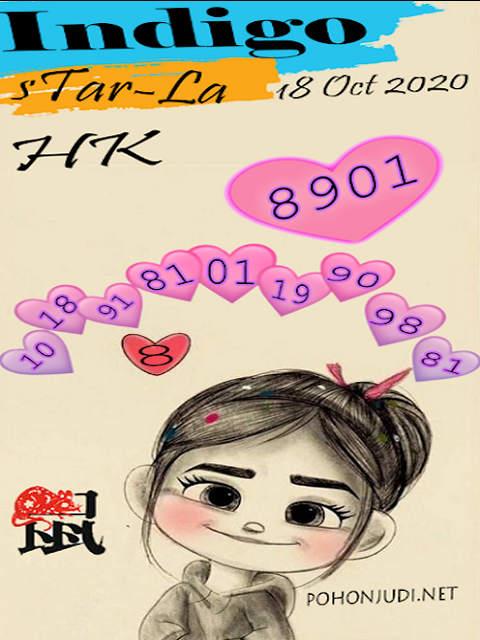 Kode syair Hongkong Minggu 18 Oktober 2020 207