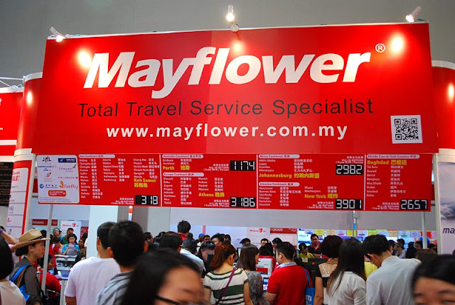Matta Fair Promotions from Mayflower