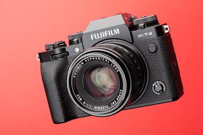 Fujifilm X-T4 Mirrorless Digital Camera Firmware Latest Driverをダウンロード