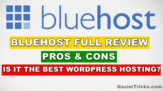 Bluehost review (2021) - Bluehost Features, Pricing and Details