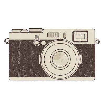 Free vintage clip art images Retro photo camera clip art
