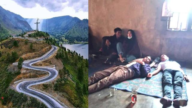 Sering Terjadi Kecelakaan, Ini Peringatan untuk Pengunjung Sibea-bea di Harian Boho
