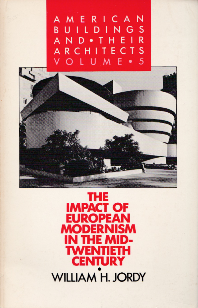 American Buildings and Their Architects, Volume 5