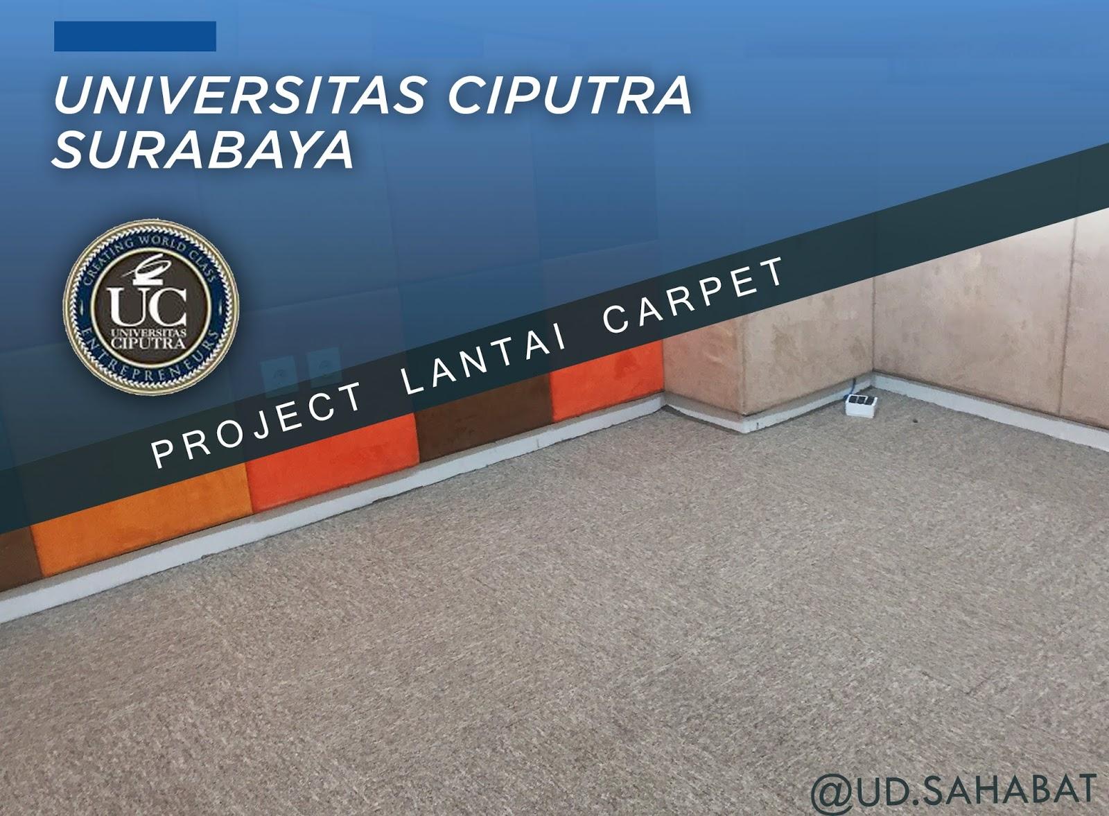 lantai karpet kantor murah surabaya