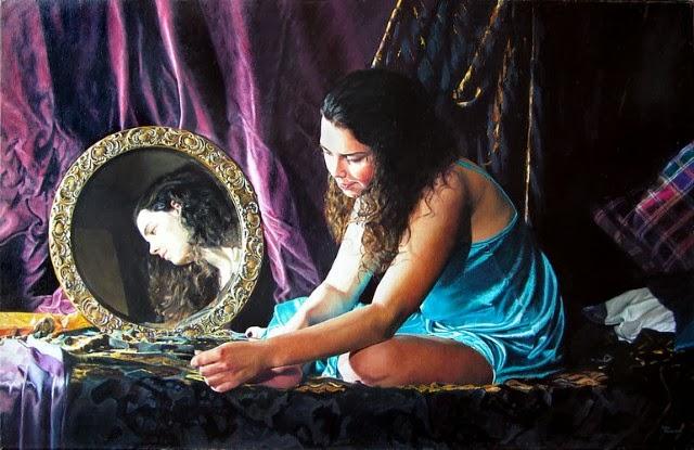 Британский художник-реалист. Mike Smith 16+ 3