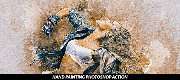 Zoom Photoshop Action