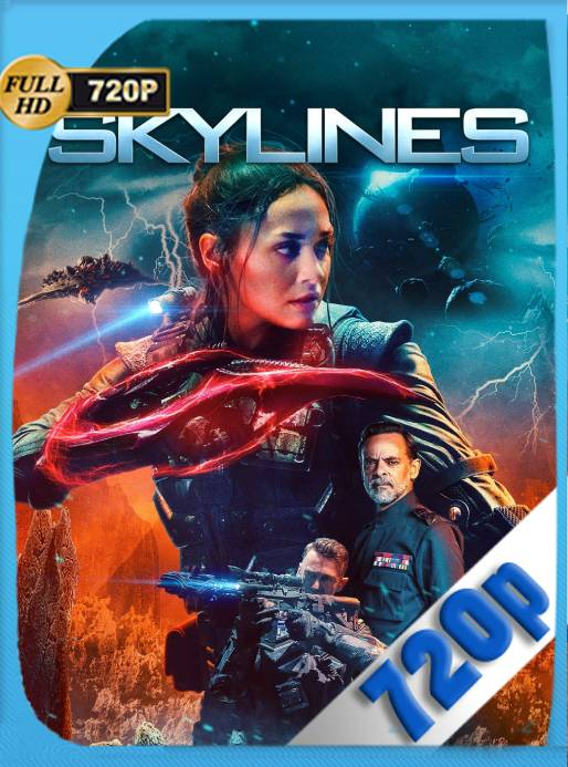 Skylines (2020) BRRip 720p Latino [GoogleDrive] Ivan092