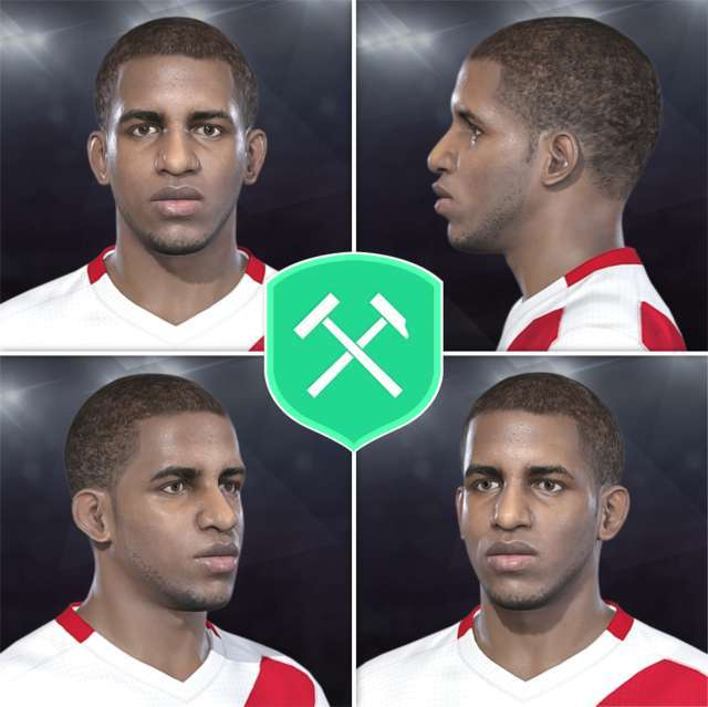 Jefferson Farfan Face PES 2018