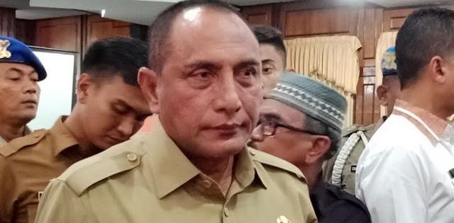Walikotanya Kena OTT, Edy Rahmayadi: Ada Asap Pasti Ada Api