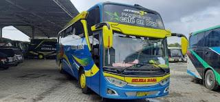 Paket Wisata Kebumen Rp 50.000 Dengan Cafe On The Bus PO Selera Masa