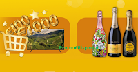 Logo Concorso Valdo : vinci buoni spesa da 100 euro ,1000 euro e Smart TV Samsung