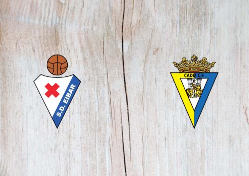 Eibar vs Cádiz -Highlights 30 October 2020