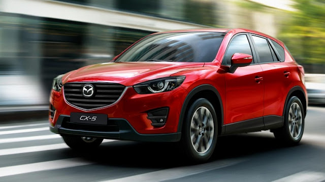 Price Mazda CX-5 and the latest specification