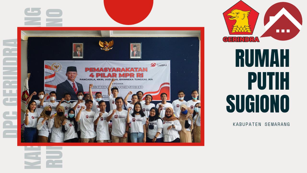 Partai Gerindra Kabupaten Semarang, Provinsi Jawa Tengah.