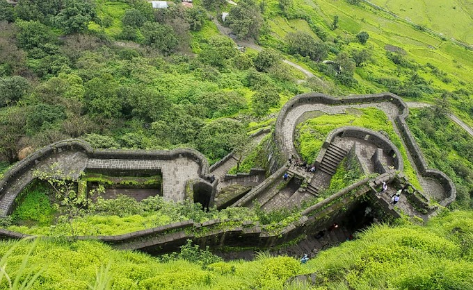 Lohagad and Lohagarh Fort - Comparison between two iconic forts in India