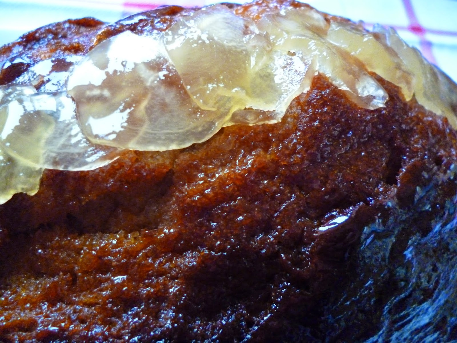 Sticky Ginger Cake Recipe