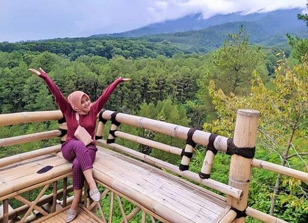 wisata negeri bambu prigen