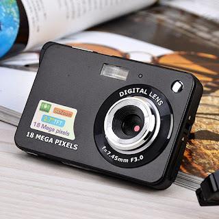 Daftar Harga Kamera Pocket Lengkap Murah Terbaik Terbaru
