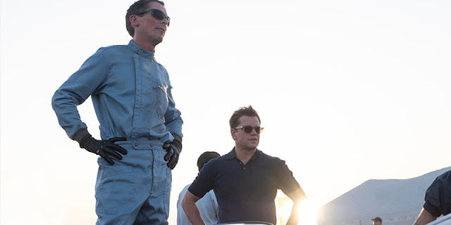 Matt Damon, Christian Bale, Le Mans 66, trailer