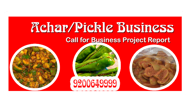 How to start Achar/Pickle Business from Home