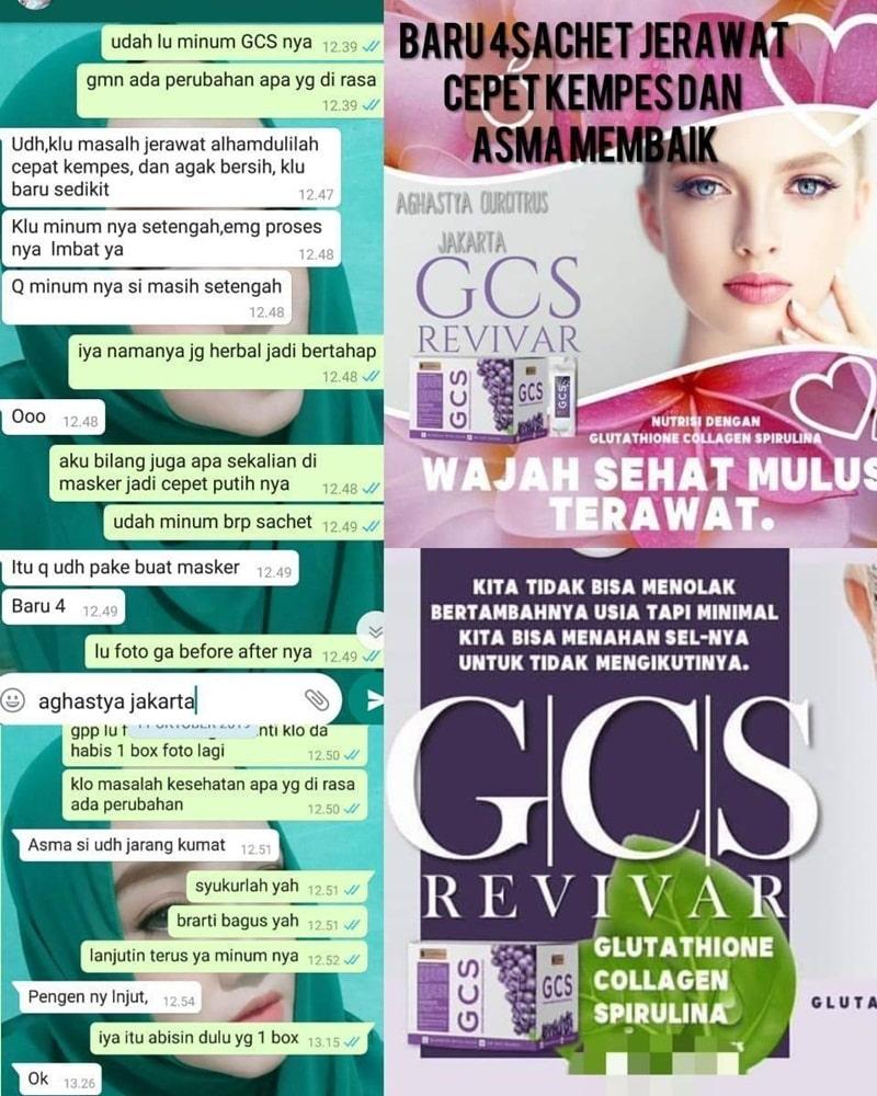 asma sembuh konsumsi GCS ourcitrus
