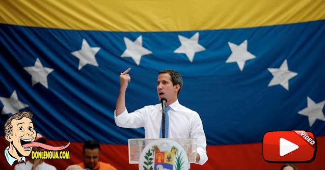 Juan Guaidó le encomienda a la Virgen de la Chinta el futuro de Venezuela