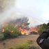 Έκτακτο: Φωτιά στο Νέο Βουτζά, κοντά στο Λύρειο