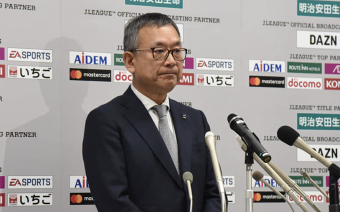 J League suspension extended