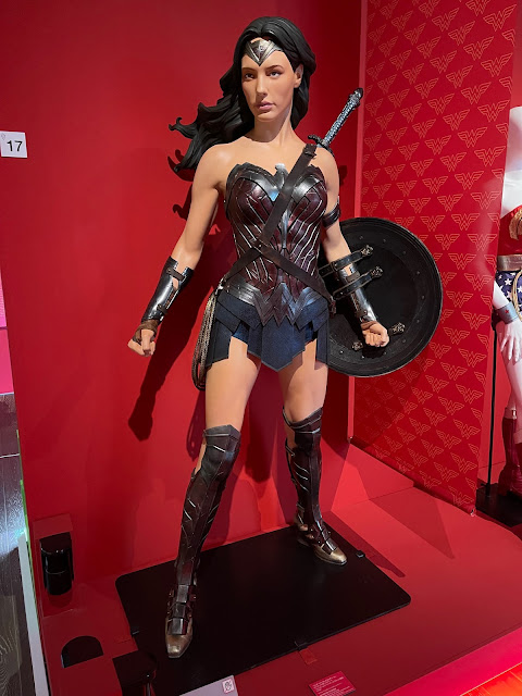 DC 展 スーパーヒーローの誕生 (@ 東京シティビュー - @tokyo_cityview in 港区, 東京都)