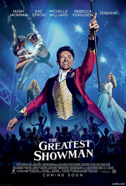 The Greatest Showman (2017) ταινιες online seires xrysoi greek subs