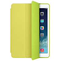 iPad Air Smart Case Cuoio gialla