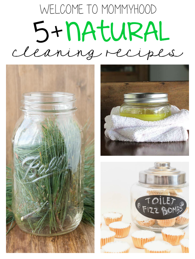 5+ natural cleaning recipes that are safe for kids #housekeeping, #homemanagement, #cleaningrecipes, #naturalliving