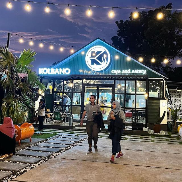 Kolbano Coffee & Eatery Sleman Jogja