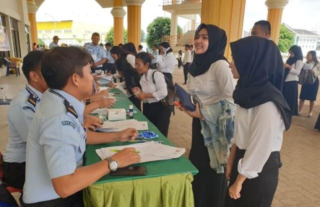 Penerimaan CPNS Kemenkumham 2021, untuk Lulusan SMA hingga S2