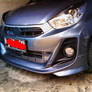 Bumper All New Sirion Myvi 2011-2014